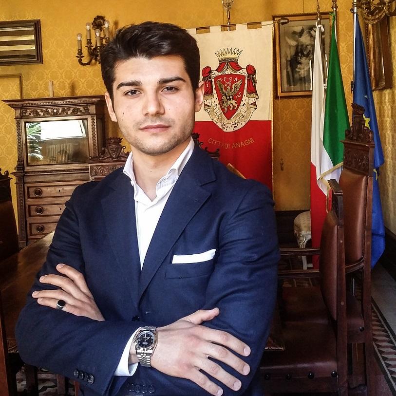 Davide Salvati il corriere della provincia anagni frosinone ciociaria