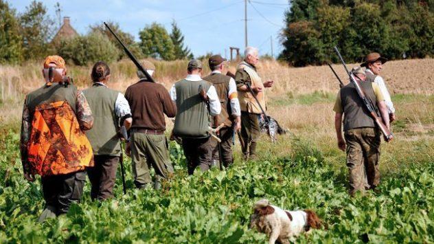 cacciatori calendario venatorio regione lazio il corriere della provincia