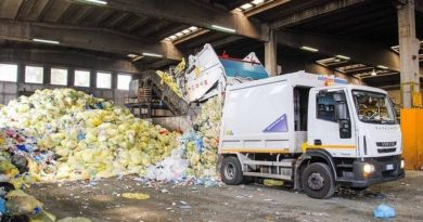 camion rifiuti ciociaria il corriere della provincia