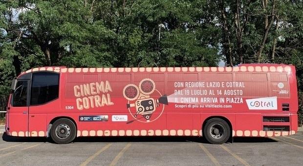 pullman cotral cinema il corriere della provincia