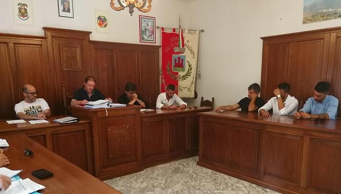 consiglio comunale colle san magno il corriere della provincia