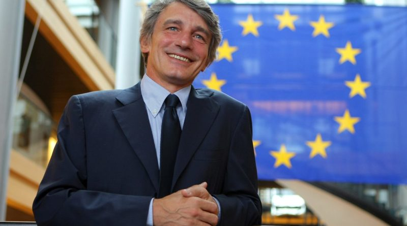 david sassoli parlamento europeo il corriere della provincia