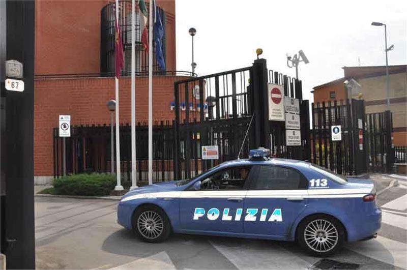 polizia questura frosinone