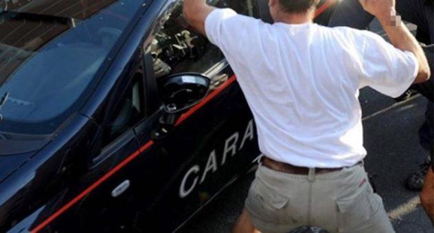 carabinieri aggressione il corriere della provincia