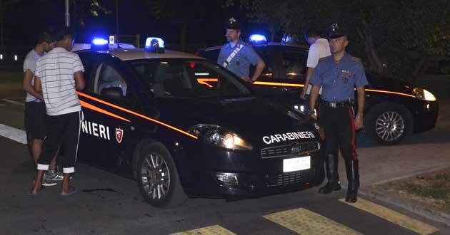 carabinieri rissa piazza sora il corriere della provincia