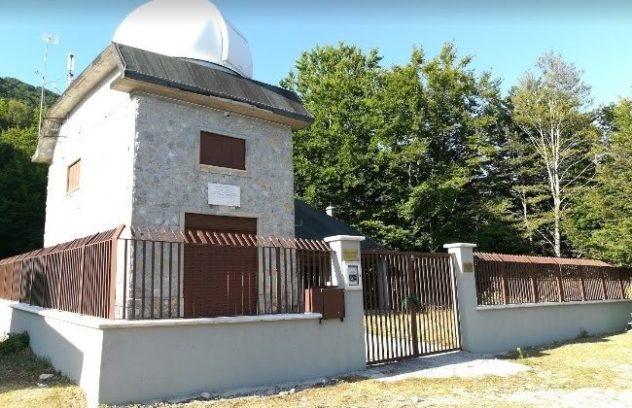 osservatorio astronomico campocatino il corriere della provincia