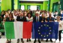 Il presidente della Provincia in visita al liceo di Ceccano per il saluto agli studenti