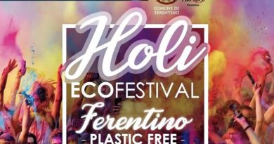 holi ecofestival ferentino il corriere della provincia