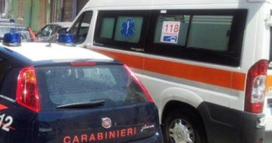carabinieri ambulanza il corriere della provincia