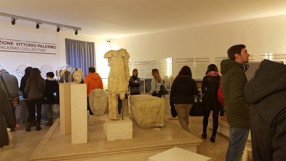 museo archeologico frosinone il corriere della provincia