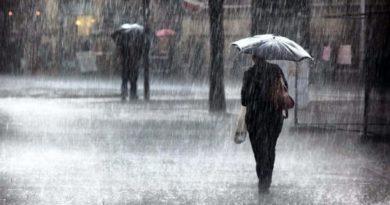 pioggia maltempo il corriere della provincia
