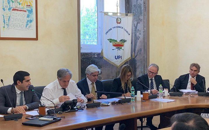 comitato direttivo upi antonio pompeo il corriere della provincia