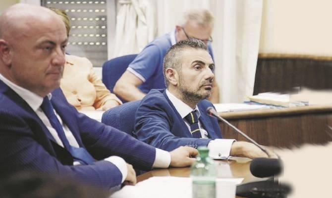 Nicola Ottaviani fabio tagliaferri frosinone