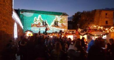 Aquino, fervono i preparativi per il Magico villaggio di Babbo Natale