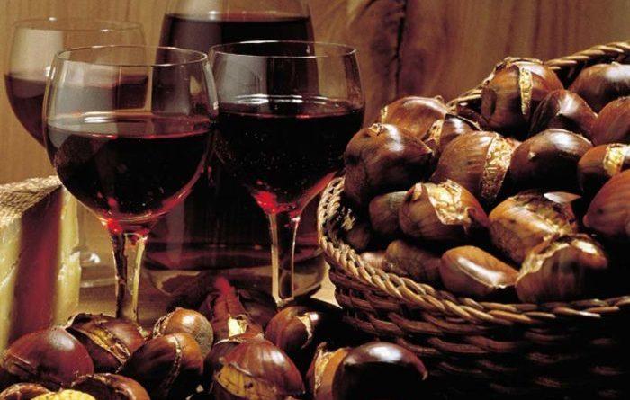 sagre ciociaria castagne vino