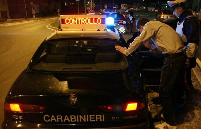 controllo tasso alcolemico carabinieri il corriere della provincia