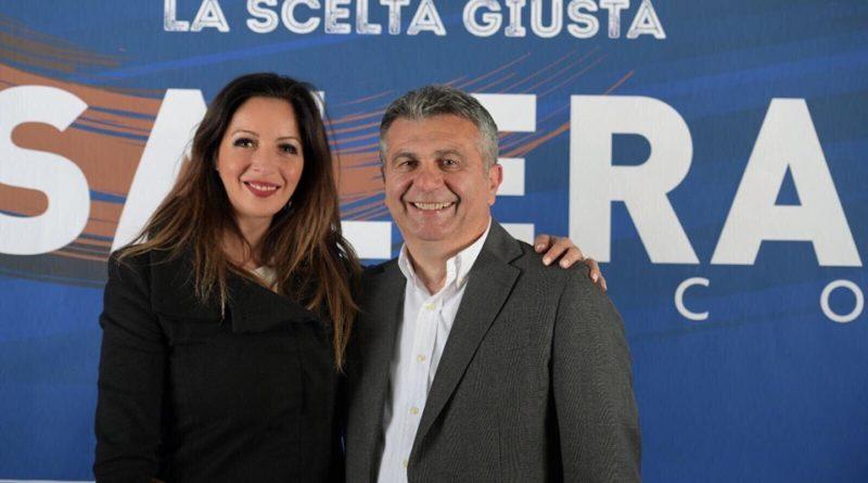 Barbara di Rollo Enzo Salera cassino
