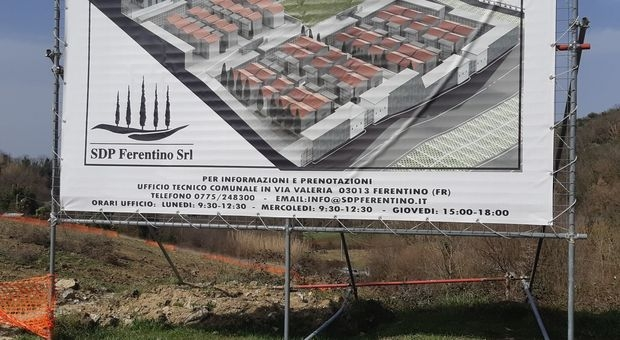 ferentino project cimitero