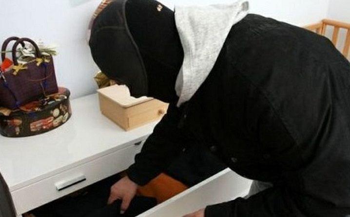 ladro camera letto il corriere della provincia