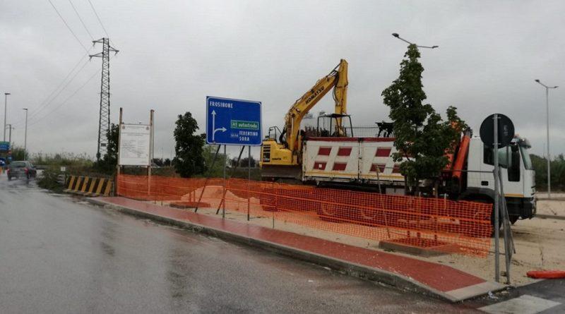 lavori parcheggio ferentino il corriere della provincia