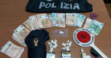 polizia sora-cocaina