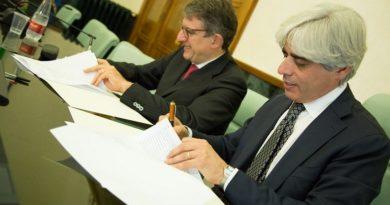 protocollo d'intesa firma il corriere della provincia
