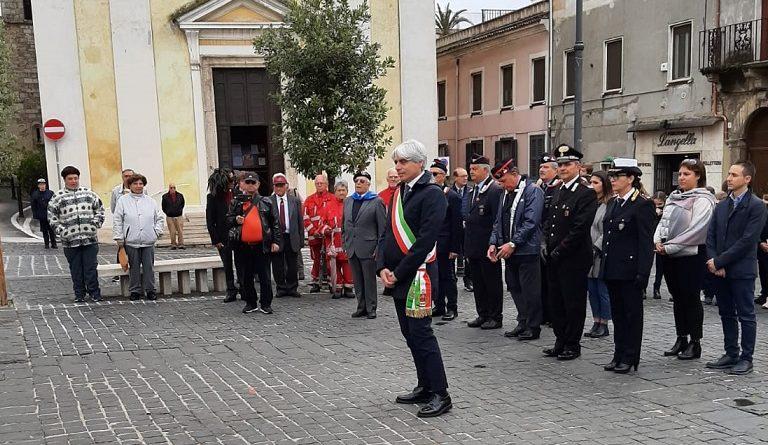 cerimonia IV novembre ferentino il corriere della provincia