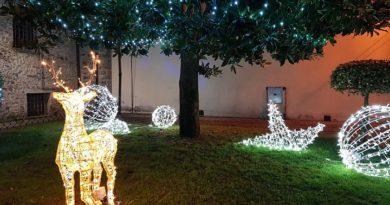 luminarie ferentino il corriere della provincia
