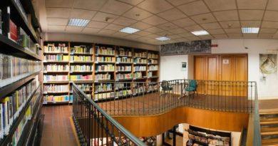 Frosinone, biblioteca: prestiti e restituzioni su appuntamento
