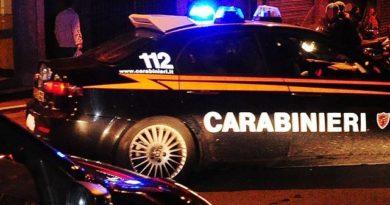carabinieri notte il corriere della provincia