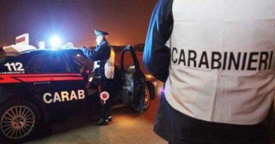 controlli carabinieri notte il corriere della provincia
