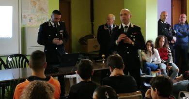 conferenza ecoreati ambiente carabinieri il corriere della provincia