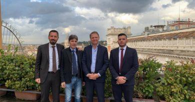 Il sindaco di Ripi passa con Fratelli d'Italia