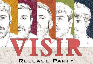 I Visir festeggiano il loro primo lavoro con un release party