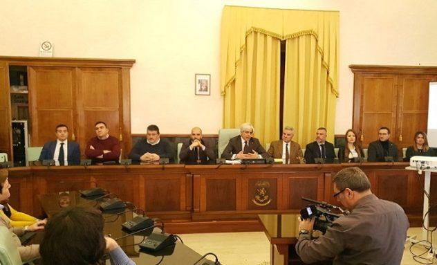 conferenza stampa il corriere della provincia
