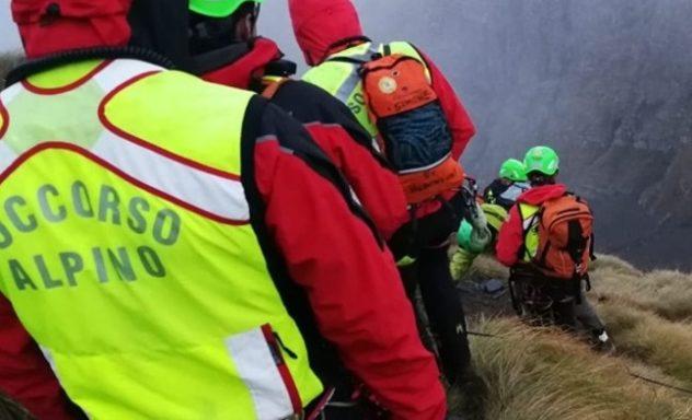 soccorso alpino il corriere della provincia