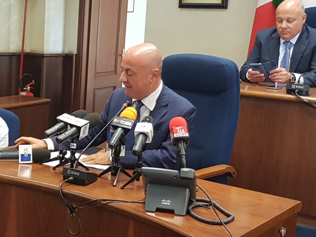 Nicola Ottaviani sindaco frosinone ciociaria