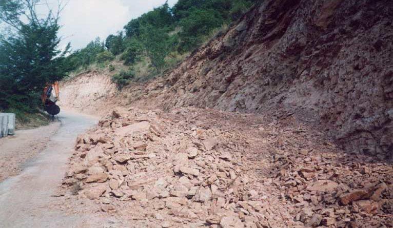 rischio idrogeologico il corriere della provincia