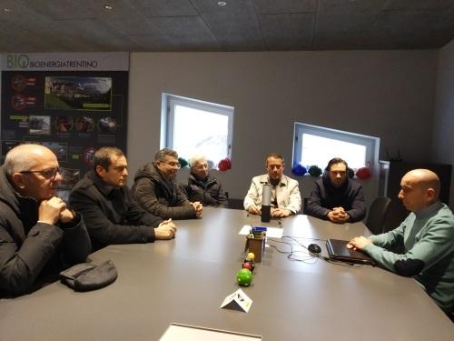 sindaci bioenergia saf il corriere della provincia