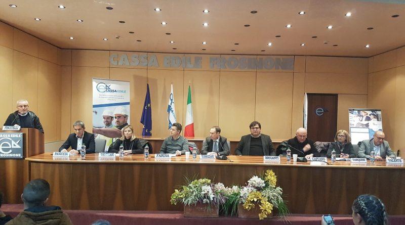 valle del sacco unindustrai giovanni turriziani Giuseppe Conte Nicola Zingaretti frosinone Ciociaria