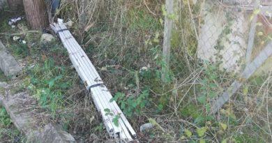 rifiuti scuola san sosio arpino il corriere della provincia