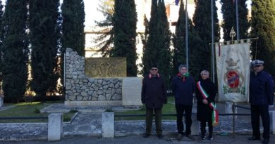 cerimonia martiri toscani frosinone il corriere della provincia