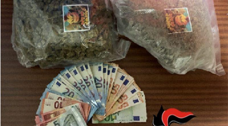 droga carabinieri frosinone ciociaria arresto