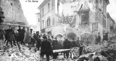 terremoto marsica il corriere della provincia