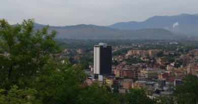 frosinone veduta panorama il corriere della provincia