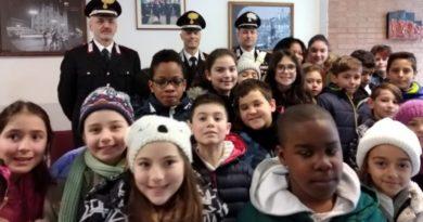 alunni scuola carabinieri anagni il corriere della provincia