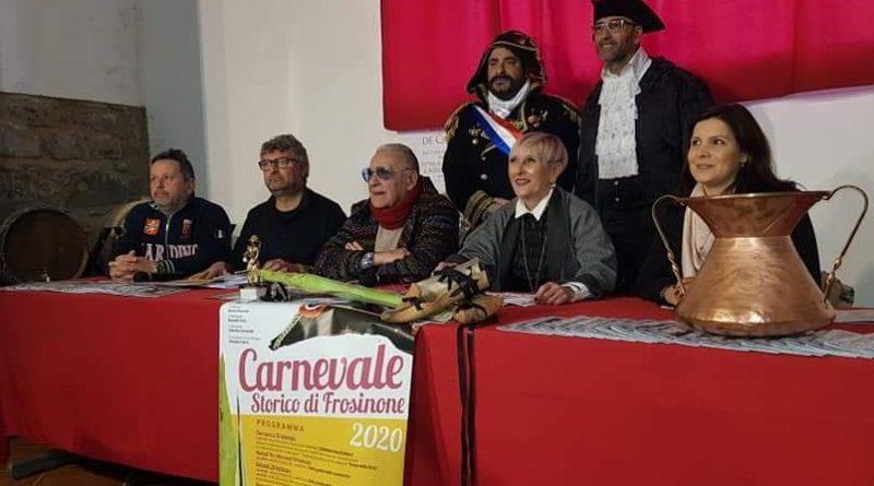 conferenza stampa carnevale il corriere della provincia