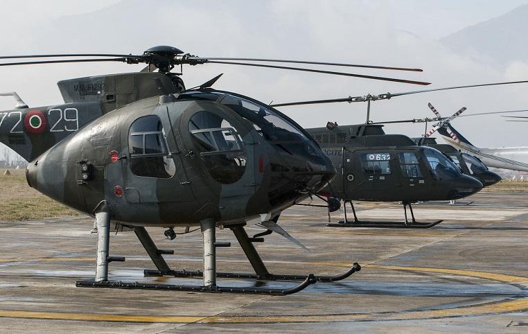 elicotteri esercito il corriere della provincia