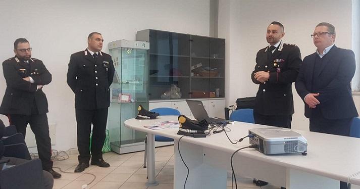 carabinieri sant'elia fiumerapido il corriere della provincia