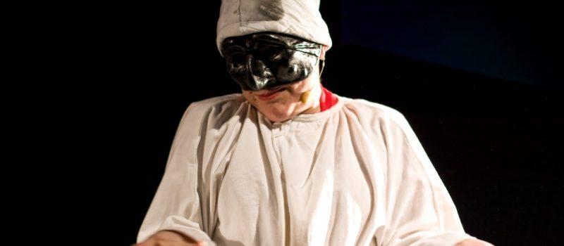 pulcinella maschera il corriere della provincia